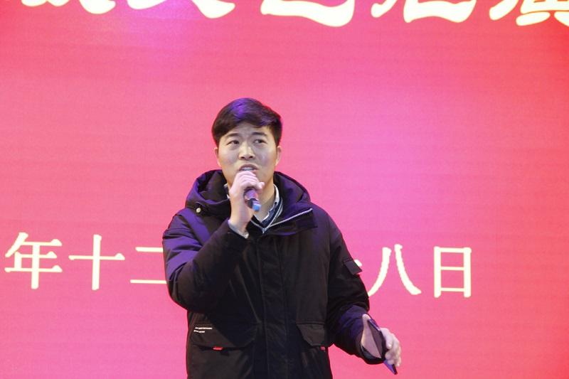 """""""律动青春•秀我风采""""——我校第28届校园文化艺术节高一年级文艺汇演成功举行"""